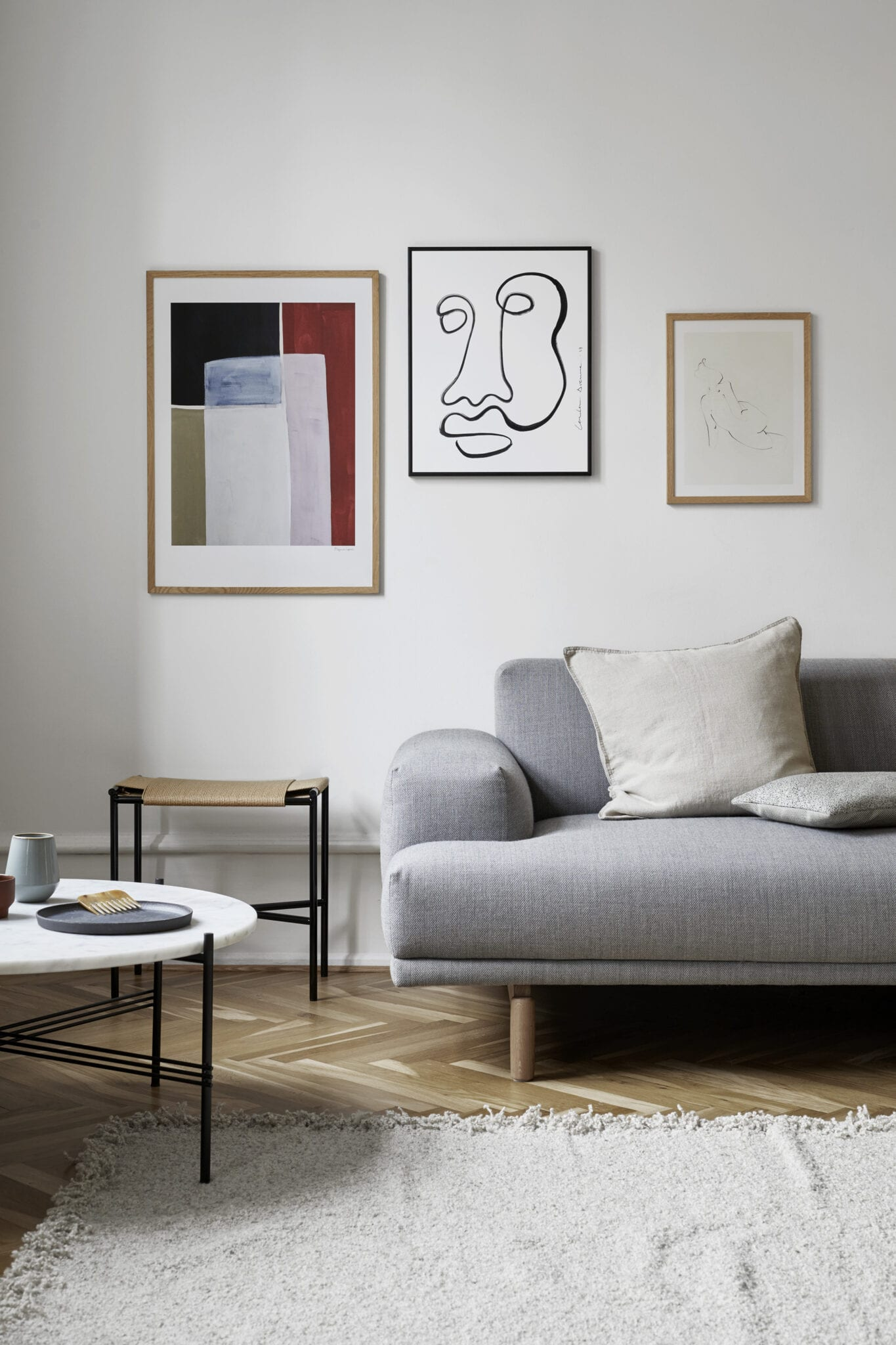 Berit Mogensen Lopez - Colour Squares