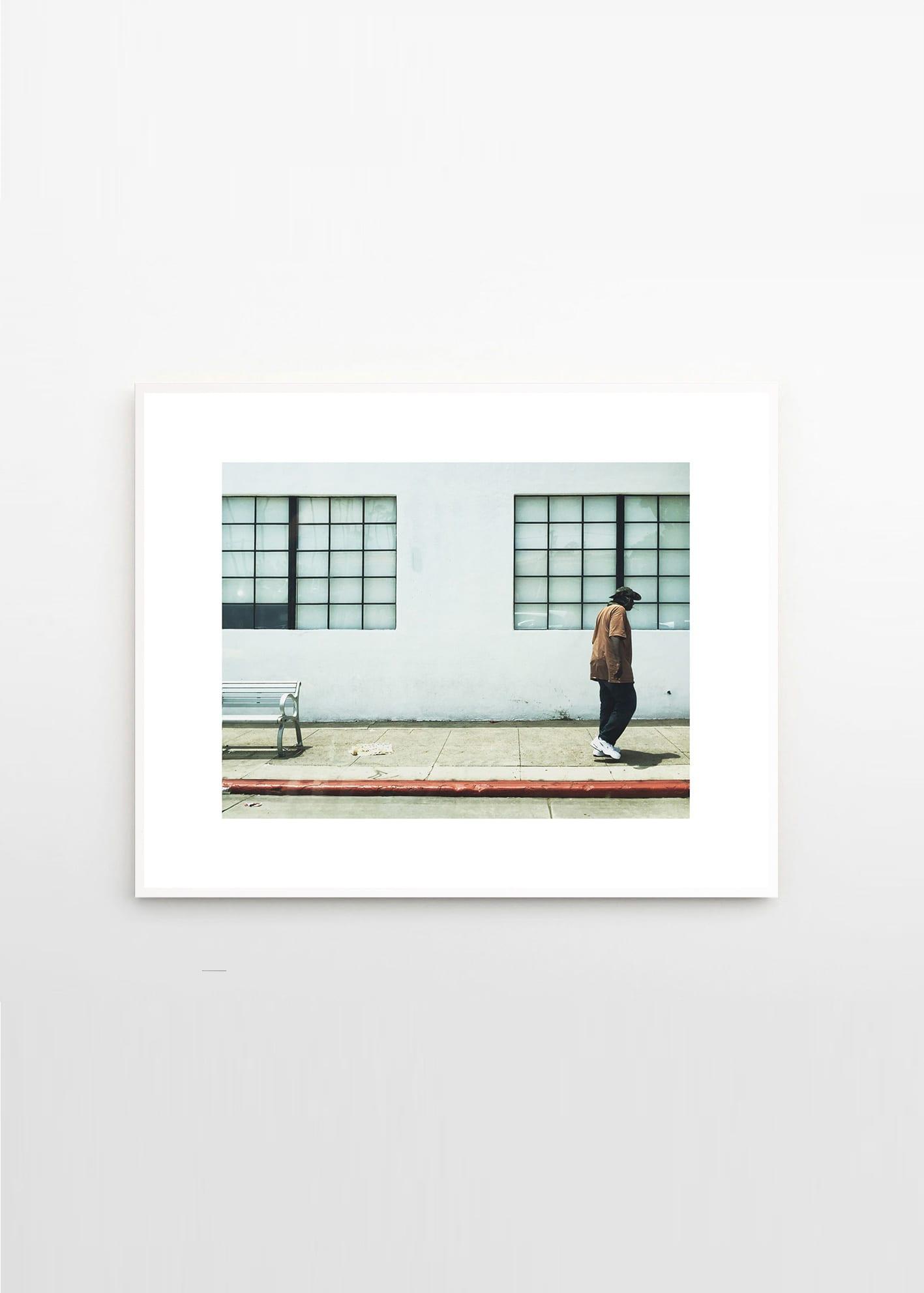 Christina Kayser O. - Santa Monica Man