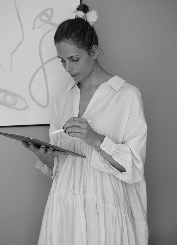 Anna Johansson   Via theposterclub.com