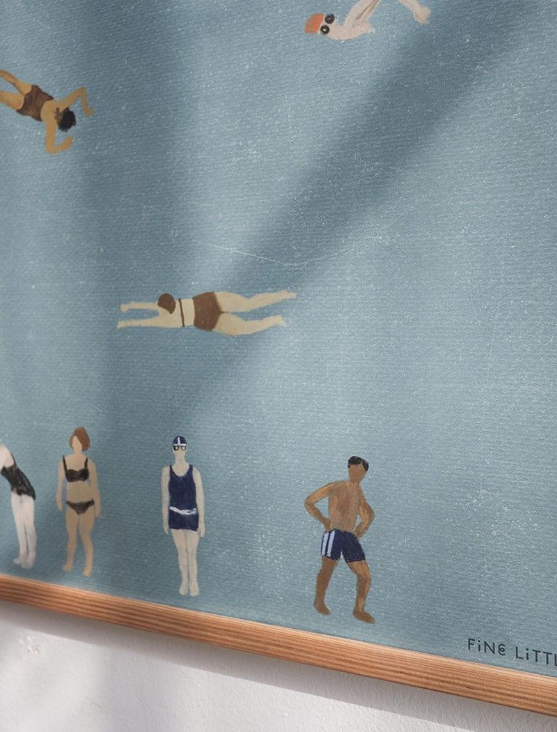 Fine Little Day - Swimmers