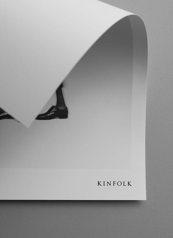 Kinfolk   Via theposterclub.com