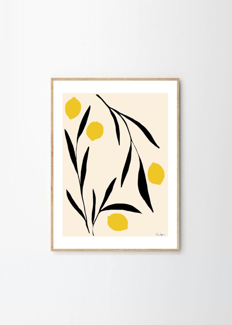Anna Mörner - Lemon