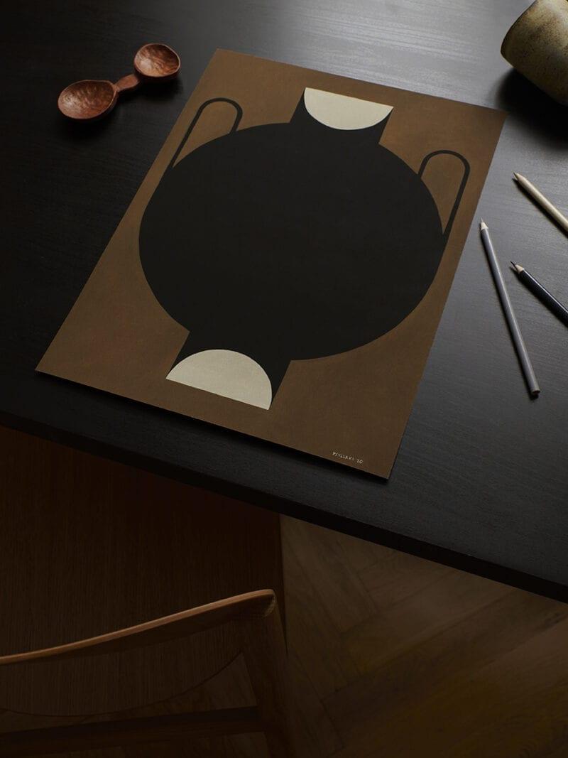 Studio Paradissi - Silhouette Of A Vase 11