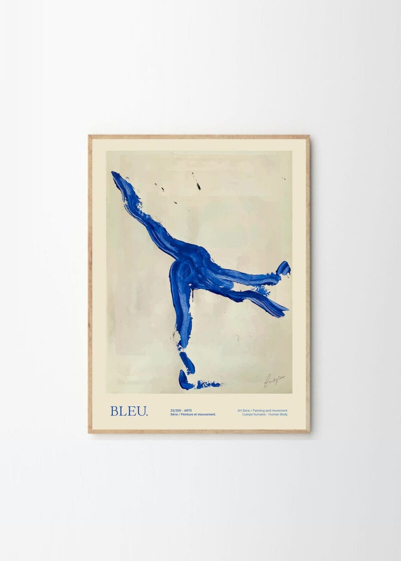 Lucrecia Rey Caro - Bleu